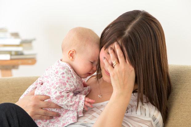 bebek depresyonu