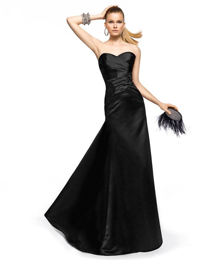 cf066a0873e0c Straplez Elbise Modelleri | TrendBugün