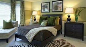 Yatak Odası İçin Duvar Rengi Seçimi