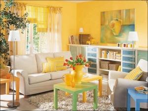 Sarı-Renk-Yaz-Dekorasyon-Fikirleri