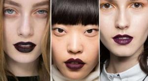 2016 Kış Makyajı Trendleri