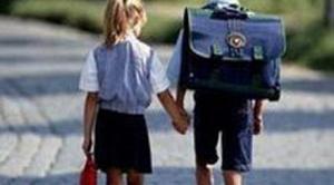 Okul çantası boya uygun olmalı!